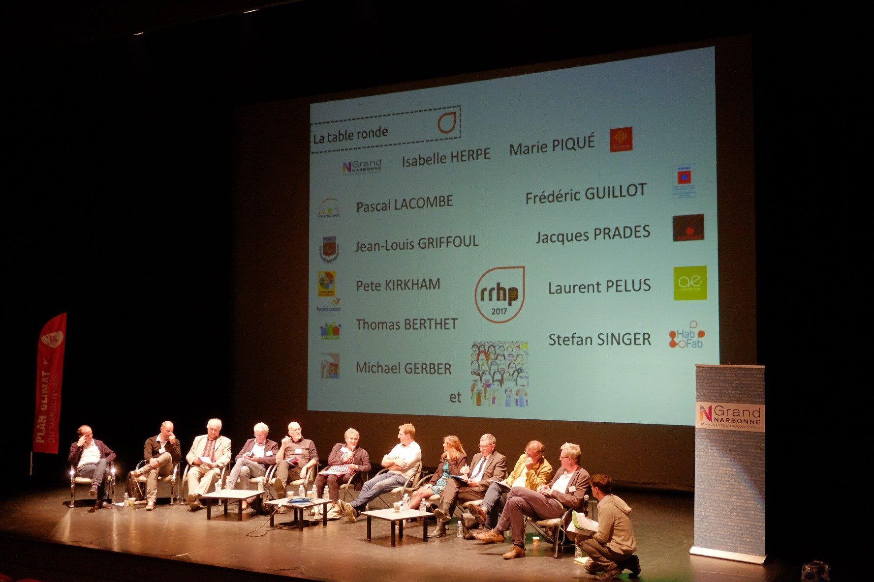 Rencontre nationale de l'habitat participatif